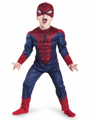 Spider Man Movie Costume