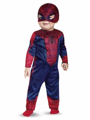 Spider-Man Movie Kids Costume