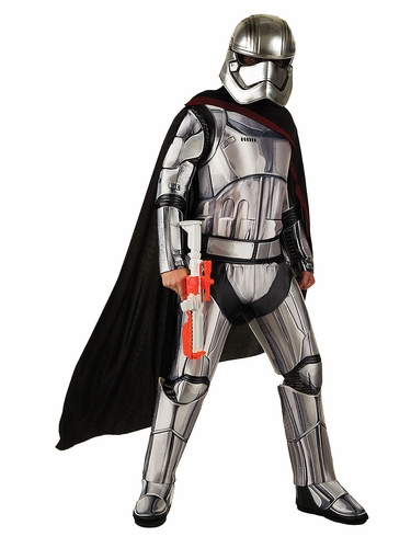 Star Wars Episode VII Deluxe Captain Phasma Adult Costume
