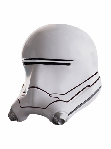 Star Wars Episode VII Flametrooper 2PC Helmet-Adult