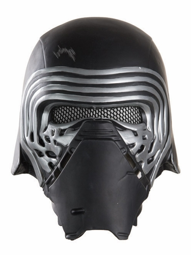Star Wars Episode VII Kylo Ren ½ Helmet- Child