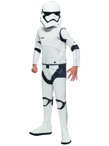 Star Wars Episode VII Stormtrooper Costume