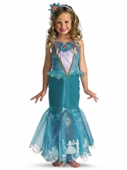 Storybook Ariel Prestige Girls Costume