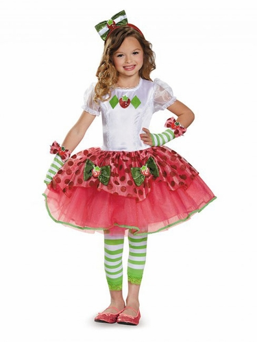 Strawberry Shortcake Tutu Prestige