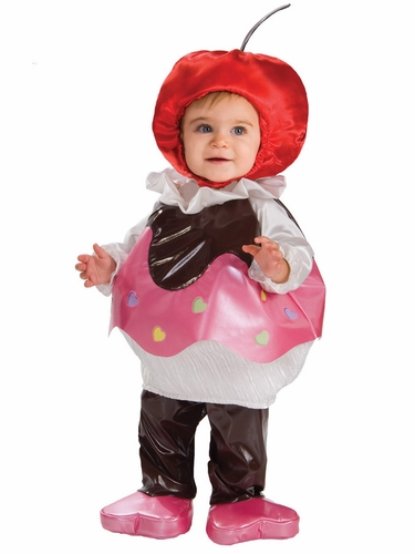 Sweetheart Cupcake Costume