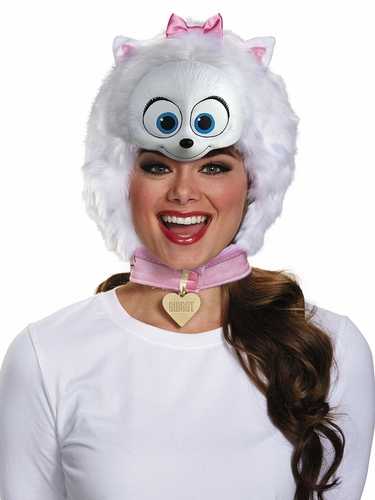 The Secret Life Of Pets Gidget Adult Headpiece