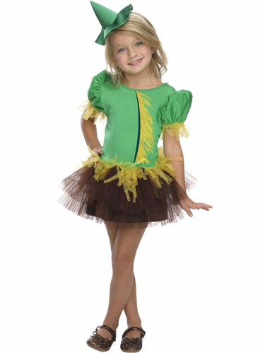 The Wizard Of Oz Scarecrow Tutu Costume