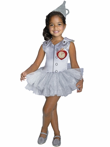 The Wizard Of Oz Tin Man Tutu Costume