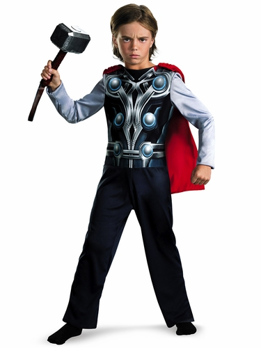 Thor Avengers Basic Child Costume