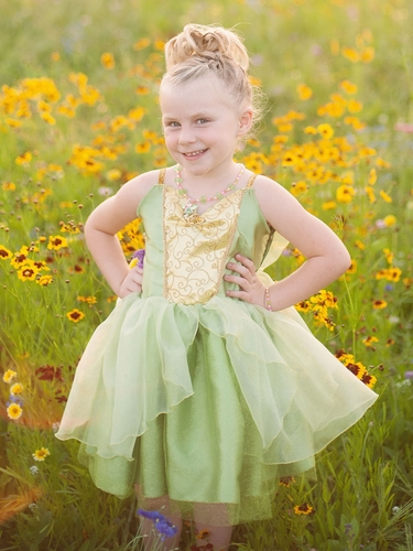 Tinkerbell Tea Party Dress