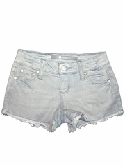 Tractr Jeans Nickel Shorts w/ 5 Pockets