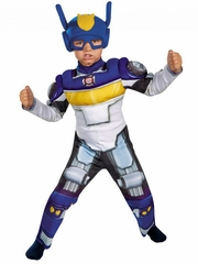 Transformers Chase Rescue Bot Muscle Costume