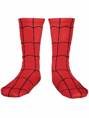 Ultimate Spider-Man Child Boot Covers