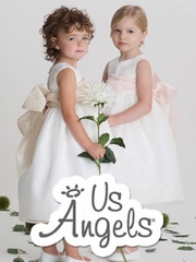 Us Angels Flower Girl Dresses