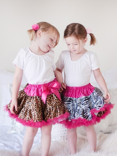 Who's Who In The Zoo Reversible Tutu