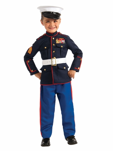 Young American Heroes Marine Costume