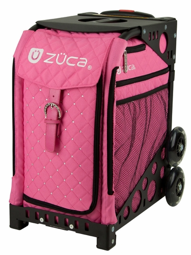 ZUCA Embellished Inserts - Hot Pink