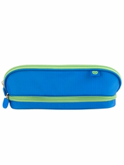 ZUCA Pencil Case – Blue/Green