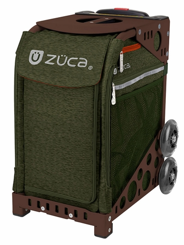 ZUCA Solid Inserts- Forest Green