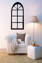 Arched Window Wall Decals