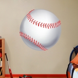 Baseball - Printed Wall Decals