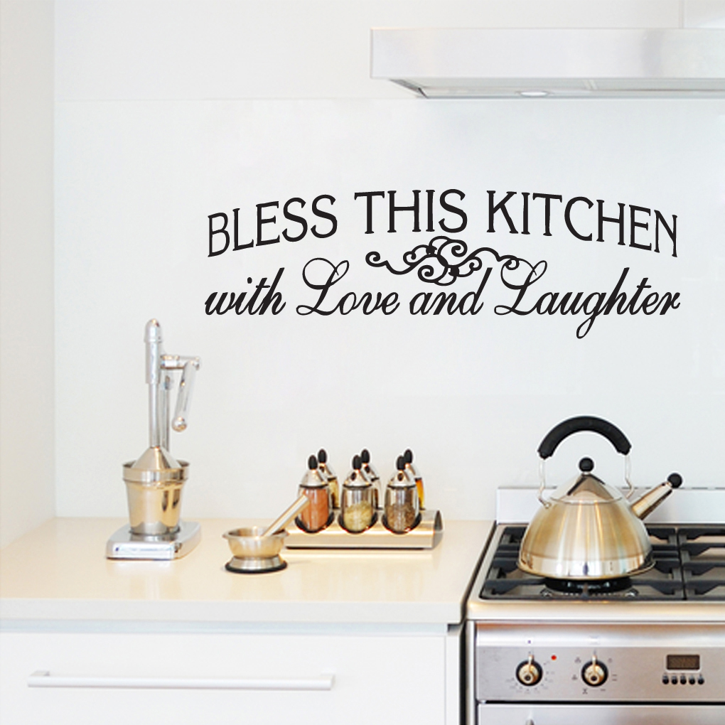 This kitchen is seasoned with love wall sticker decals - Kitchen wall stickers decor ...
