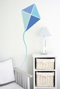 Blue Kite | Printed Wall Decals