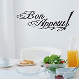 Bon Appetit! - Wall Decals