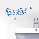 Bubbles - Wall Decals