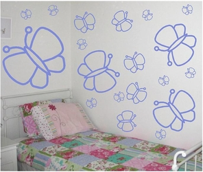 Butterflies | Wall Decals