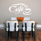 Cafe - Wall Decals