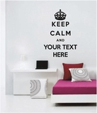 Custom KEEP CALM | Wall Decals