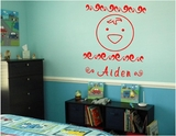 Ducky Custom Name Wall Decals