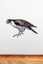 Falcon Bird | Printed Wall Decals
