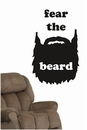 Fear the Beard | Duck Dynasty | Wall Decals