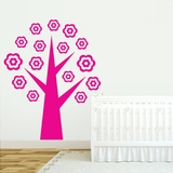Flower Tree - Wall Decals
