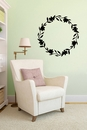 Flower Wreath | Wall Decals
