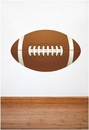 Football | Printed Wall Decals