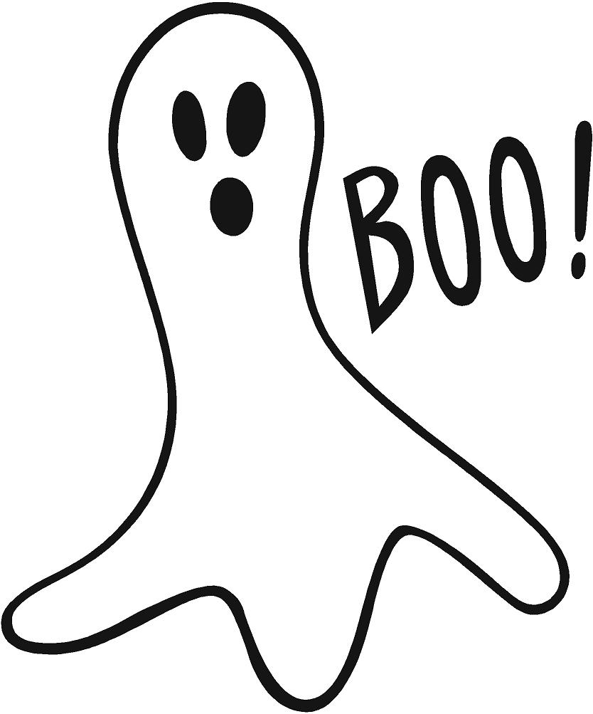 Ghost Outline Related Keywords & Suggestions - Ghost Outline Long Tail ... Tall Pumpkin Outline Clip Art