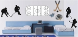 Hockey Wall Decal Pack