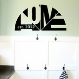 HOME Established - Wall Decals