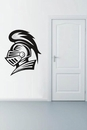 Knight Mascot | Printed Wall Decals