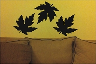 Leaf Cluster | Wall Decals