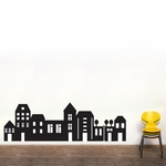 Little City | Wall Decals