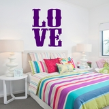 LOVE | Wall Decal
