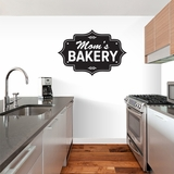 Mom's Bakery - Wall Decals