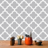 Moroccan Tile - Wall Decal