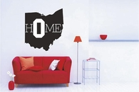 Ohio Home | Wall Decals
