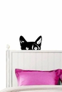Peeping Cat | Wall Decals