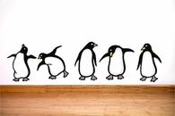 Penguins | Printed Wall Decals